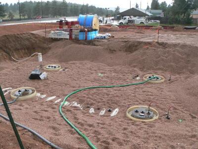 Construction / Excavation